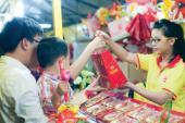 Thị trường bánh Trung thu sôi động, hàng biếu tặng tăng mạnh