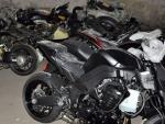 Hải Phòng bắt giữ lô 52 môtô PKL Honda nhập lậu