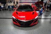 Honda Acura NSX sẽ được bán ra vào mùa xuân 2016