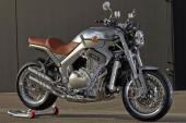 """Ngắm siêu phẩm môtô """"kịch độc"""" Horex VR6 Silver Edition"""