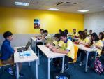 Trường quốc tế Việt Anh thay sách giáo khoa giấy bằng sách điện tử