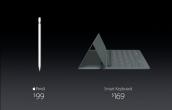 Cận cảnh hai phụ kiện nổi bật của iPad Pro