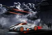 """""""Siêu bò ích kỷ"""" và duy nhất thế giới Lamborghini Egoista"""