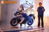 Yamaha YZF-R3 chào Việt Nam với giá 150 triệu đồng