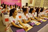 Thí sinh HH Hoàn Vũ Việt Nam tung tăng đi chơi ở Nha Trang