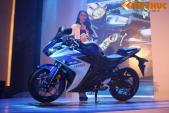 """""""Zoom chi tiết"""" sportbike Yamaha YZF-R3 vừa ra mắt tại VN"""