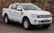 Toyota Tacoma đối đầu với 'vua bán tải' Ford Ranger