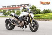 """Cầm cương """"quỷ đầu đàn"""" Ducati Monster 1200S tại VN"""
