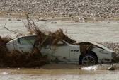Xế sang Maserati Quattroforte bị bỏ rơi