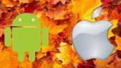 Đọ sức giữa iPhone 6s plus và các Phablet Androids