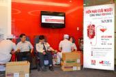 Great Eastern tổ chức hiến máu tình nguyện