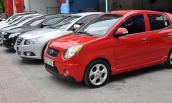 Lượng ôtô con nhập khẩu về Việt Nam tăng mức kỷ lục