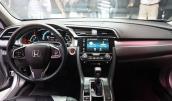 Honda tung ra clip toàn cảnh Civic 2016 hoàn toàn mới