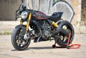 """Ducati Scrambler phong cách cafe racer """"cực kỳ đặc biệt"""""""