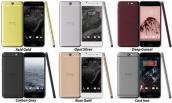 HTC One A9 tiếp tục lộ ảnh với 6 màu sắc khác nhau