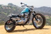 Harley-Davidson Sportster 883 phiên bản tracker đường đất