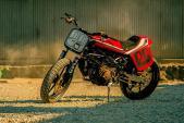 """Ducati Monster street tracker """"hàng thửa"""" từ Volkswagen"""