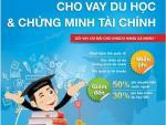 Giảm đến 50% phí chuyển tiền ra nước ngoài thanh toán chi phí du học