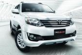 Toyota giới thiệu Fortuner TRD sportivo 2015