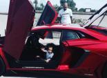 """Chris Brown vừa """"đập thùng"""" Lamborghini Aventador SV"""