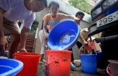 Giá nước sạch tại Hà Nội tăng từ 1/10: Giá nước tăng theo... số lần ống nước vỡ