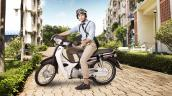 Honda Việt Nam trình làng Super Dream màu mới ấn tượng