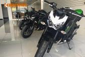 Kawasaki Z800 ABS 2016 về Việt Nam có giá 275 triệu đồng