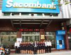 Sacombank - Ngày đầu tiên sáp nhập