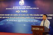Việt Nam vượt Singapore, Philippines về số lượng chứng chỉ CMMi