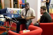 Ai nói làm việc ở Google là sướng?