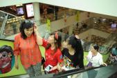 """Mô hình mua sắm """"One-stop mall"""": 1 điểm đến cho mọi người"""