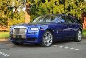 Khám phá Rolls-Royce Ghost 2015 chạy êm như tuyết rơi