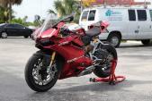 Siêu môtô Ducati 1199 Panigale R bản độ Cromata Rossa