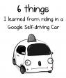 6 cảm nhận khi trải nghiệm xe tự lái của Google