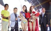 Ngắm nhan sắc top 3 Hoa hậu ngực đẹp Trung Quốc