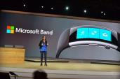Microsoft giới thiệu vòng đeo thông minh Microsoft Band giá chỉ 249 USD