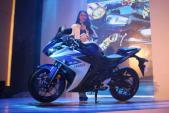 Khám phá Yamaha R3 vừa 'chào' thị trường Việt Nam