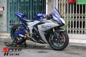 """Mới ra mắt, sportbike Yamaha R3 đã được lôi ra """"độ"""""""