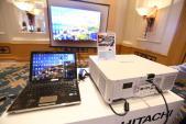 Hitachi ra máy chiếu Hi-end có thể phát hình tới 100inch