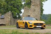 Bản độ Mercedes-AMG GT RS công suất 700 mã lực