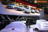 """Dạo khu trưng bày xe """"khủng"""" Porsche tại VIMS 2015"""