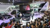 Mercedes sẽ mang 12 mẫu xe đến Vietnam Motoshow 2015