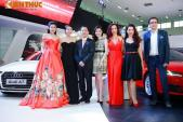 """""""Dàn sao"""" đổ bộ gian hàng Audi Việt Nam tại VIMS 2015"""