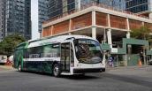 Xe buýt điện Proterra Catalyst XR chạy 415km/1 lần xạc