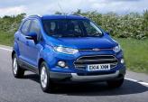 Đọ sức mạnh của Ford Ecosport và Chevrolet Trax trong dòng SUV