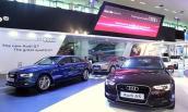Toàn cảnh gian hàng Audi Việt Nam tại Triển lãm VIMS 2015