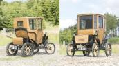 Xe điện 110 năm tuổi được rao bán với giá 95.000 USD