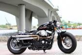 Cá tính mới trên Harley-Davidson 48 của dân chơi Việt