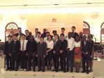 12 sinh viên Việt Nam đầu tiên nhận học bổng từ Huawei