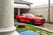 Cận cảnh 'ngựa hoang' Ford Mustang 2015 đầu tiên về Việt Nam